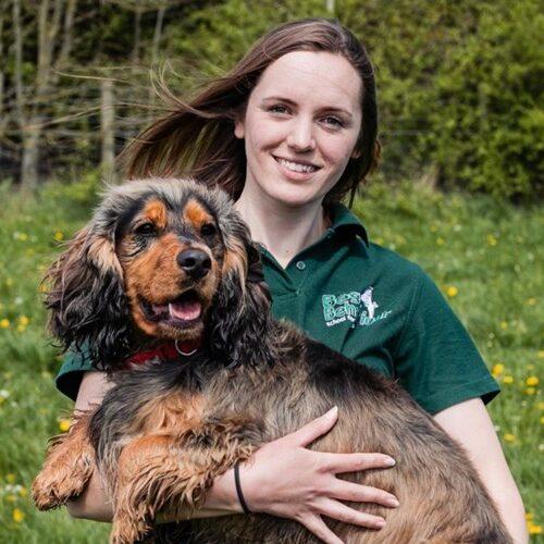 Naomi - Dog School Manager